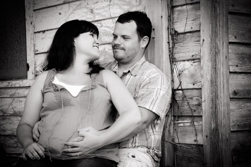 Jacksonville North Carolina Maternity Photographer