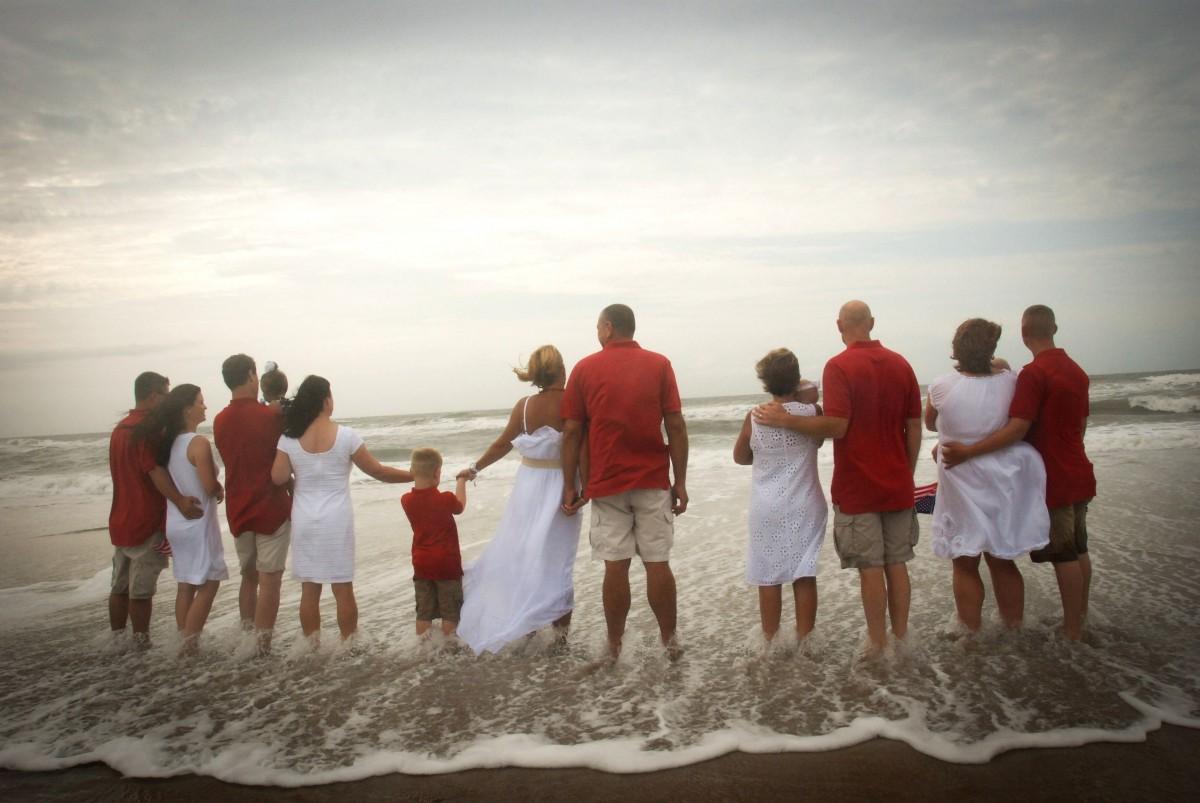 Jacksonville North Carolina Family Photographer