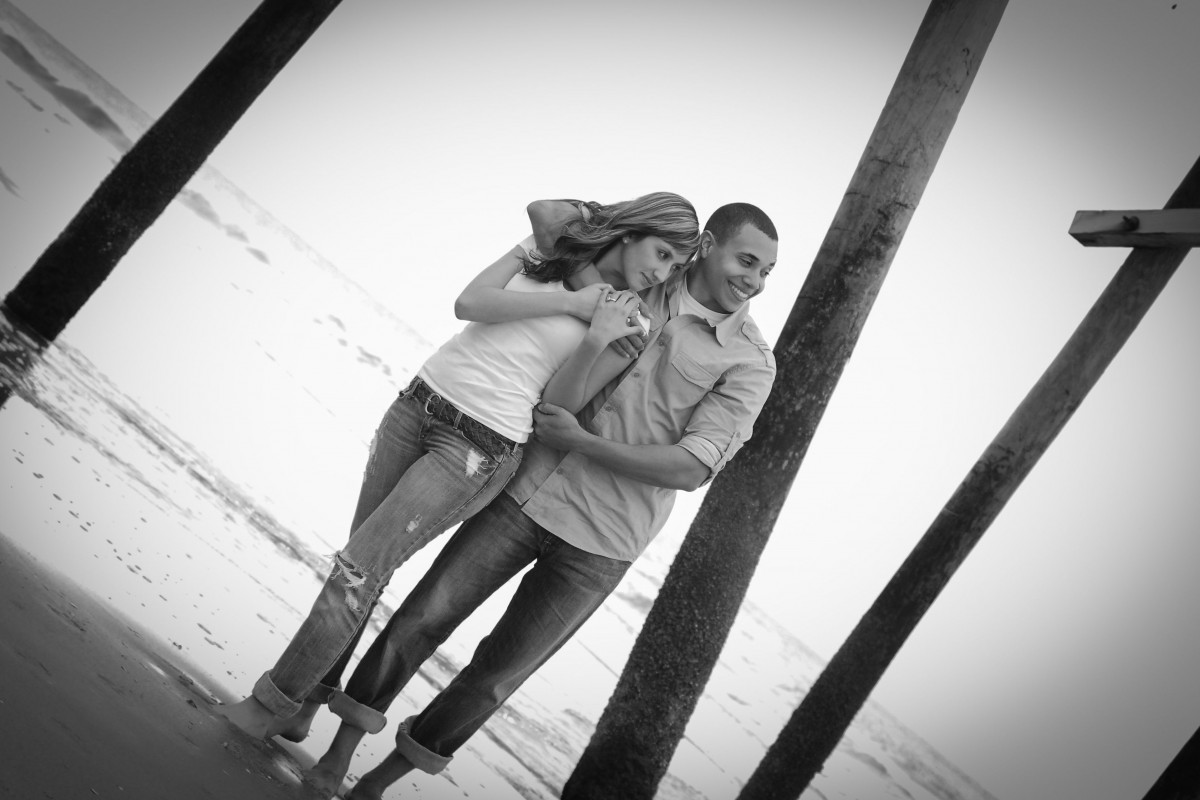 Jacksonville North Carolina Engagement Photographer