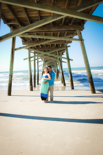 Jacksonville NC Maternity Photography