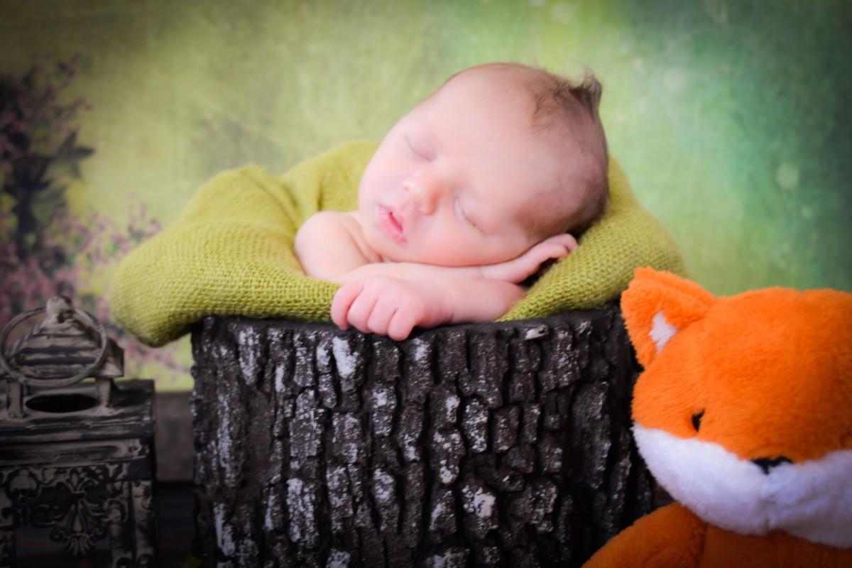 Jacksonville NC Newborn photography