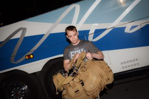Jacksonville NC Military Homecoming Photography