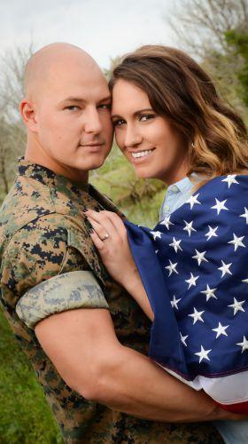 Engagement Photography Jacksonville NC